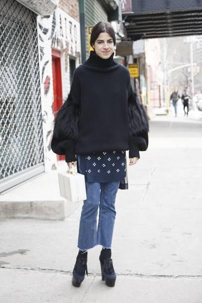 Leandra Medine, blogger