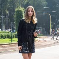 Erika Boldrin, stylist and blogger