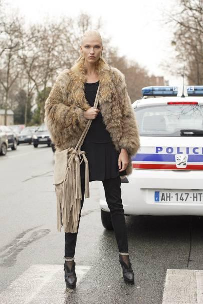 Yulia Lobobva, model