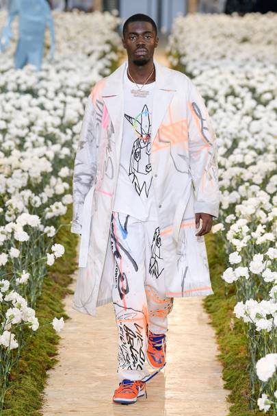 Mary Kay Spring 2020.Off White Spring Summer 2020 Menswear Show Report British