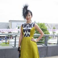 Jamie Wu, runs the Miss Universe China pageant