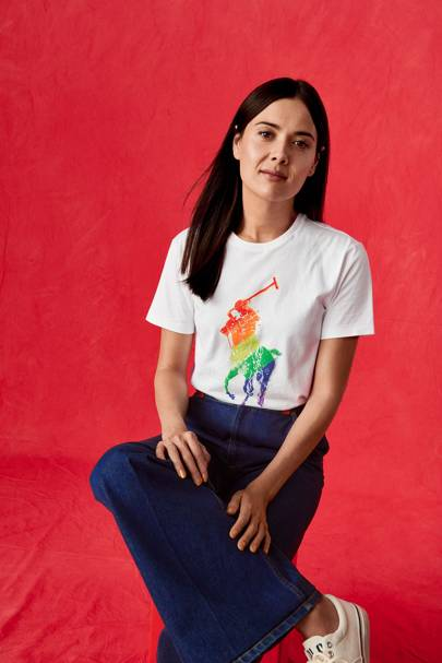 Why This Capsule Collection By Ralph Lauren Is One To Wear With Pride