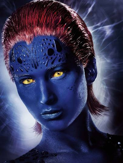 Jennifer Lawrence - The X-Men franchise