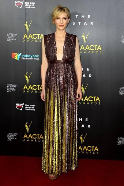 AACTA Awards Ceremony, Sydney – January 29 2014