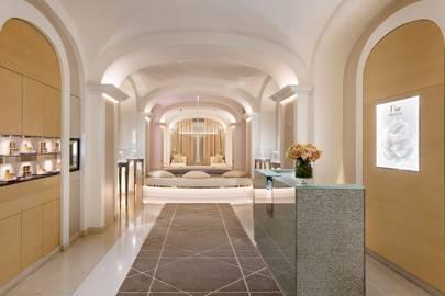 Dior Institut, Hôtel Plaza Athénée