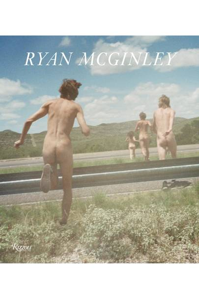 Ryan McGinley Whistle for the Wind book