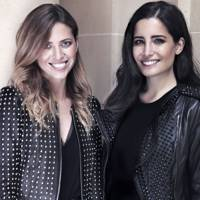 The brand's founders Erin Conry Webb and Nour Hammour