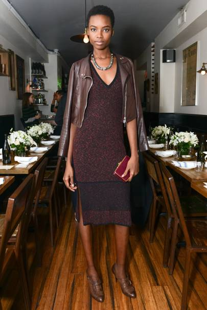 Tumi x Public School Collaboration dinner, New York - October 19 2015