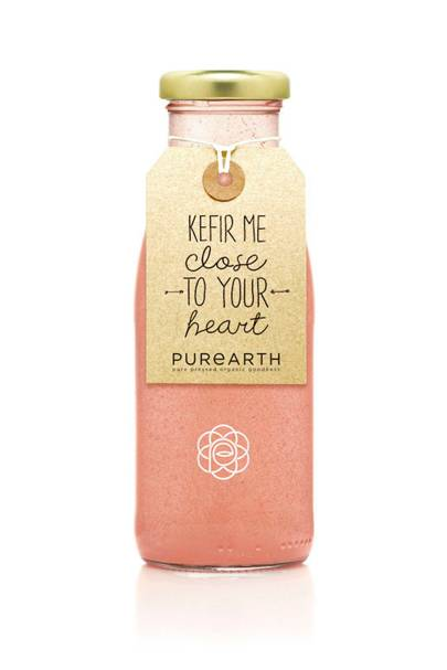 Purearth – Pink Grapefruit Kefir