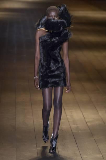 Saint Laurent Autumn/Winter 2018 Ready-To-Wear Collection