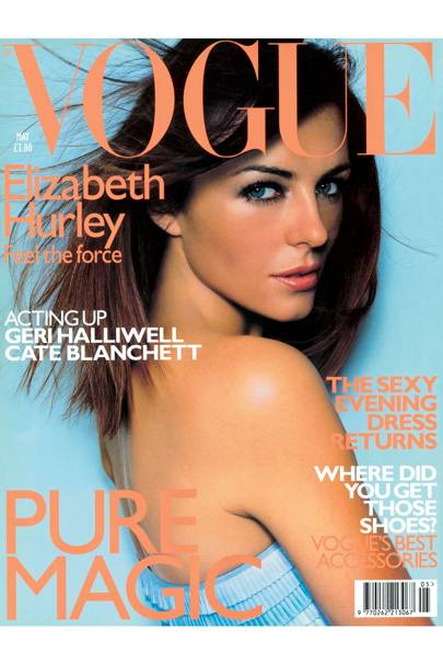 Vogue Cover, May 1999
