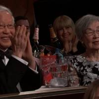 Everyone fell for Sandra Oh's parents