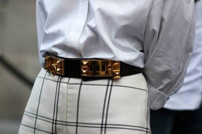 Accessory: power belt