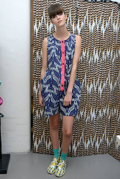Eley Kishimoto Spring/Summer 2013 Ready-To-Wear show report | British Vogue