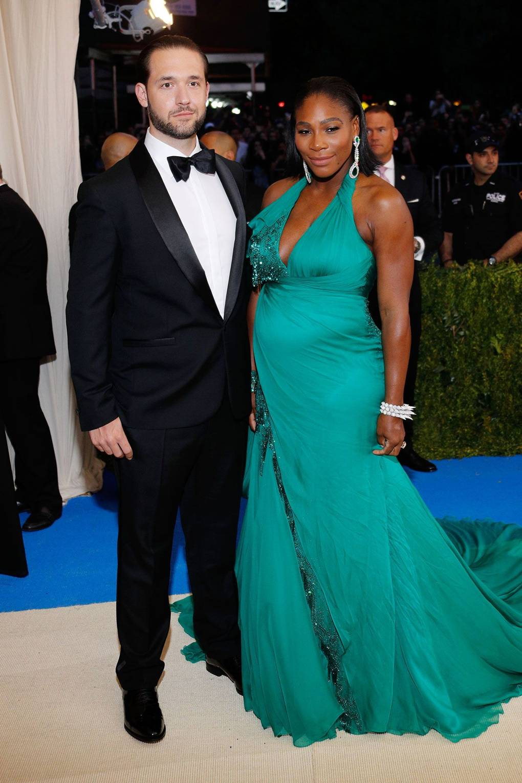 Serena Williams Reveals First Photo Baby Daughter | British Vogue