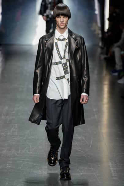308197fcc Versace Autumn/Winter 2019 Menswear show report | British Vogue