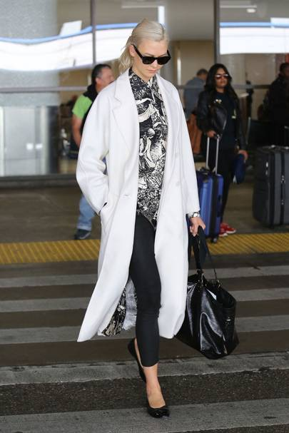 LAX Airport, Los Angeles - October 5 2017