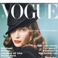 Vogue Cover, September 1993