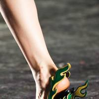 The Fired-Up Stiletto - SS12