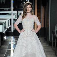 Reem Acra Spring/Summer 2018 Bridal Collection