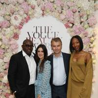 Vogue hosted its inaugural Beauty Awards