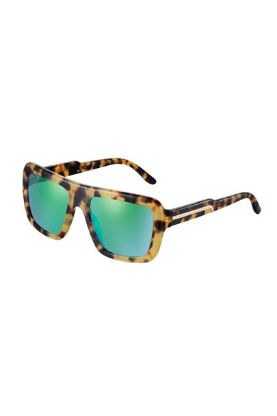 Stella McCartney D-frame glasses
