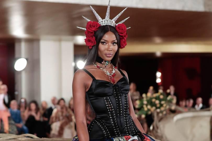 61de6df5e55 Dolce   Gabbana Spring Summer 2019 Resort show report