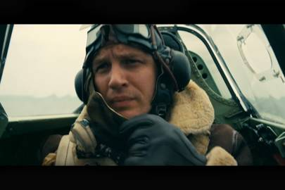 4. Tom Hardy Gives Good Aviator