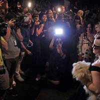 Christian Siriano show - September 10 2016