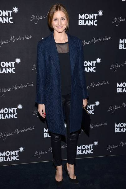 Montblanc anniversary party, New York – April 3 2014