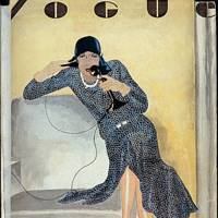 Vogue Cover, May 1929