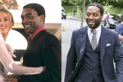 Chiwetel Ejiofor as Peter.