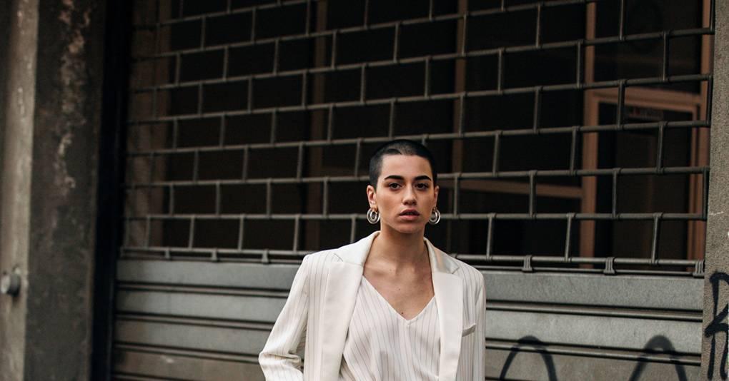 408cb7adcbde The Best Milan Fashion Week Street Style 2019