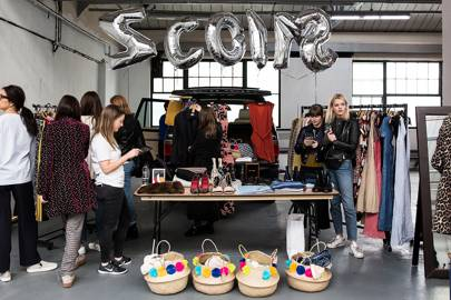 #SheInspiresMe Car Boot Sale, May 12