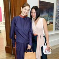 Roksanda Ilincic Handbag Celebration Breakfast, London - June 16 2017