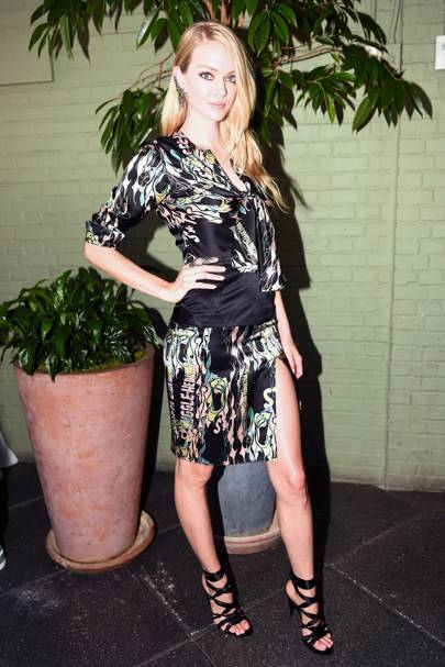 CFDA Swarovski Award Nominees in Benefit of Free Arts, New York - May 12 2015
