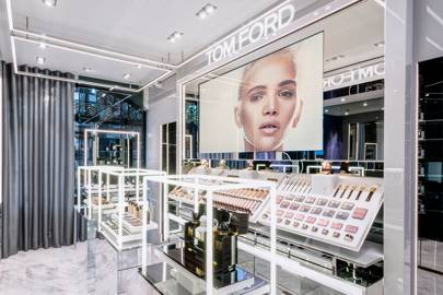 Tom Ford Make-Up Room