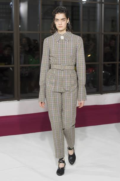 f4d8a83d Emilia Wickstead Autumn/Winter 2018 Ready-To-Wear show report ...