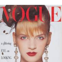 Vogue Cover, December 1985