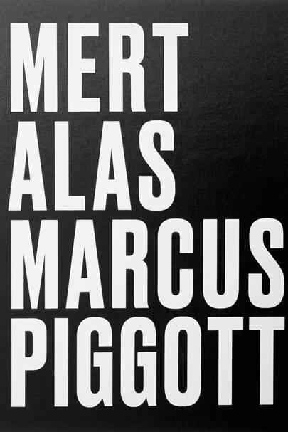 Mert Alas and Marcus Piggott