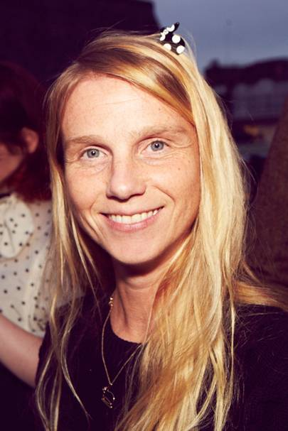 Katie Hillier - accessories designer and Marc by Marc Jacobs creative director