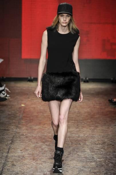 Dkny Autumnwinter 2014 Ready To Wear Show Report British Vogue