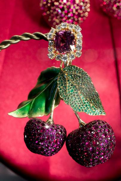 The triple bill of shows includes women's, men's and high jewellery takes place over the entire weekend.