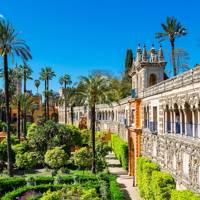 Alcázar, Seville, Spain