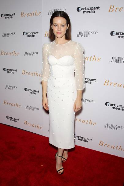 'Breathe' Screening, New York - October 9 2017