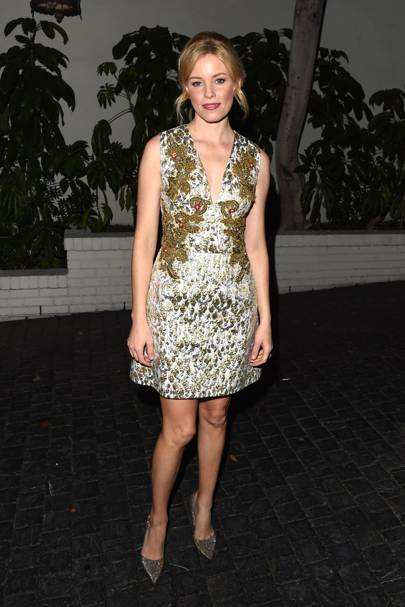 W Magazine Golden Globes Party, LA - January 7 2016