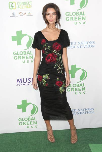 Global Green's pre-Oscar party, Beverly Hills - February 24 2016