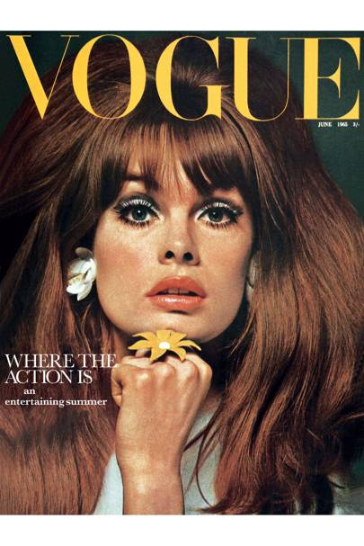 Vogue Cover, June 1965