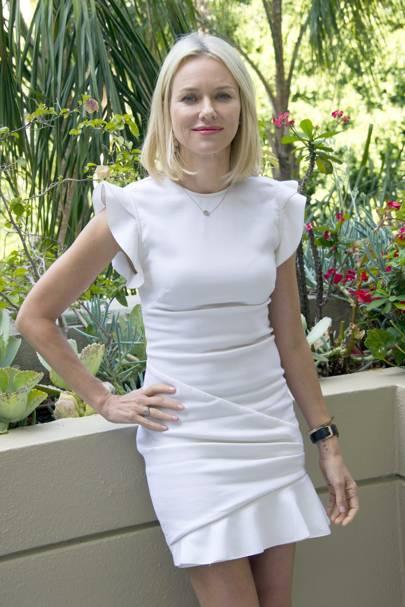 Diana press conference, LA - August 14 2013