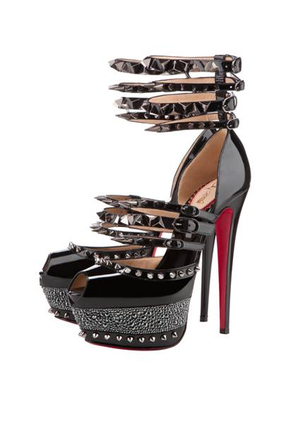 56f8c7a72b54 Christian Louboutin 20th Anniversary Collection